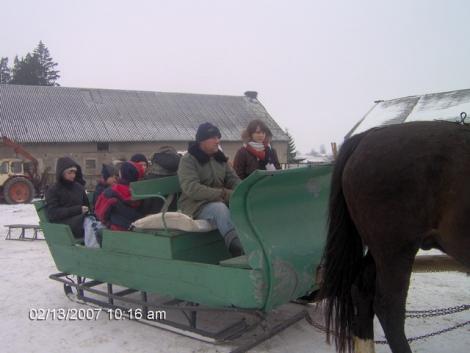 12-16.02.2007 - Półzimowisko w Giżycku