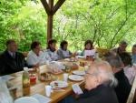 15.05.2010 Rozpoczęcie sezonu w ogrodzie parafialnym