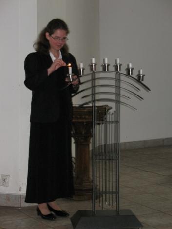 Nabożeństwa w języku niemieckim w lipcu