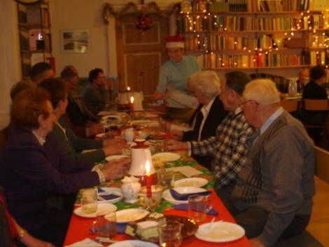 11.12.2011 Adwentowe spotkanie seniorów i samotnych