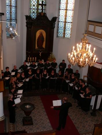 Gościnny występ chóru kameralnego Coropiccolo z Karlsruhe