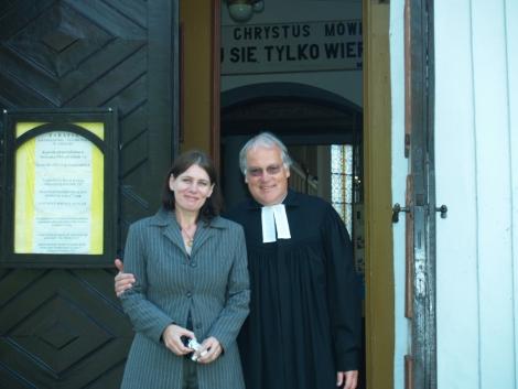 30.07-12.08 Nabożeństwa w języku niemieckim