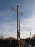 30.10.2010 obchody 100 lecia postawienia Krzyża na wzgórzu św. Brunona